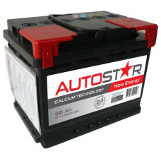 Akumulators 12V, 66Ah, AUTO STAR