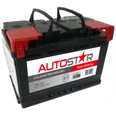 Akumulators 12V, 78Ah, AUTO STAR