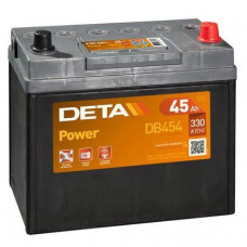 Akumulators 12V, 45Ah, DETA POWER