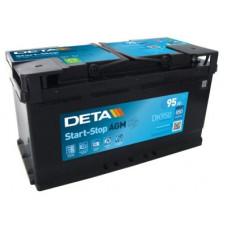Akumulators EXIDE DETA AGM