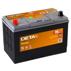Akumulators 12V, 95Ah, DETA POWER